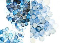 watercolor inspiration by Serena Mitnik-Miller