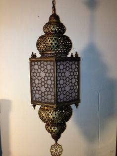 SALE / Authentic Moroccan Style Pendant Light  Exotic by JAYBAZAAR, $395.00