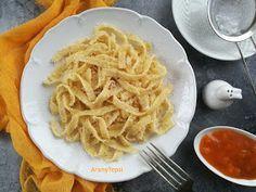 AranyTepsi: Egyszerű grízes tészta