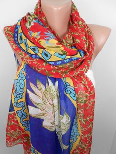 MOTHERS DAY GIFT Soft Cotton Scarf Shawl Sarong Spring Scarf Summer Scarf Pareo Women Fashion Accessories Christmas Gift Ideas For Her