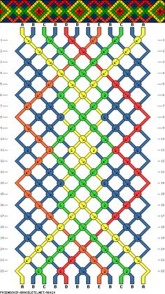 96420 - friendship-bracelets.net Vzory Náramkov Priateľstva 1deaeb786be