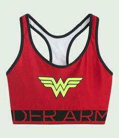05ea5744a47dd rp Women s Under Armour® Alter Ego HeatGear® Armour Wonder Woman Sports Bra