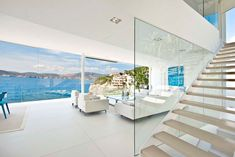 Mallorca Gold - beautiful #modern home with views, open floor plan and stairs