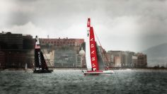 America's cup World Series Napoli April 2012 - Final Day