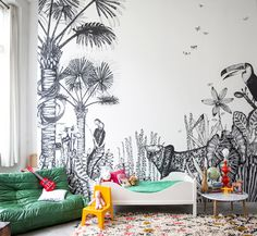 bohemian style inspiring kids rooms