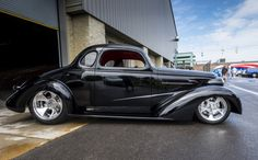 37 Chevy coupe