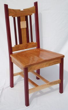 Cherry And Walnut Desk Chair   Google Search