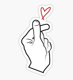 10 Best Finger Heart images in 2017 | Drawings, Wall papers, Board