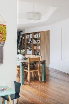 Portes ouvertes: Maison familiale à Melbourne - idée/inspiration pour la table