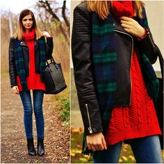 Get this look: http://lb.nu/look/6874626  More looks by Malinina-ek -: http://lb.nu/malinina  Items in this look:  Asos Jacket, Forever 21 Bag, Zara Shoes   #artistic #casual #street
