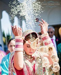 #knotsandhearts | One of the most breathtaking rituals of a Hindu Wedding Ceremony is the Bidaai. Source : Google
