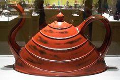 ART; It's What I Do.: The Artful Teapot