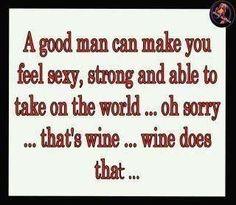 Or single malt...
