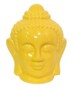 Yellow Buddha Head | Daily deals for moms, babies and kids