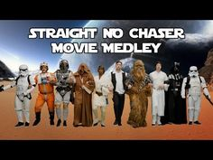 Straight No Chaser's Movie Medley - YouTube