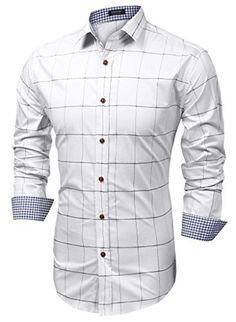 USA Fashion House is a leading online fashion house in the whole world and specially for USA. Casual Shirts For Men, Casual Button Down Shirts, Men Casual, Sharp Dressed Man, Character Outfits, Men Dress, Menswear, Mens Fashion, Long Sleeve