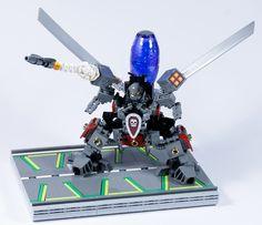 Let's Rock_004 | Flickr - Photo Sharing! Lego Man, Lego Mechs, Hero Factory, The Brethren, Cool Lego, Lego Brick, Lego Creations, New Set, Legos