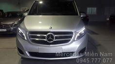 Tiện nghi trên Mercedes Vito Tourer 116 CDI - Giá Xe Mercedes Vito | Mercedes Hàng Xanh