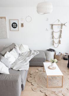 DIY Wanddeko Selber Machen ° Einfaches Makramee Wall Hanging