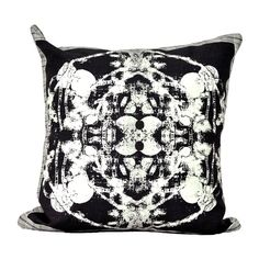 Grand Roco Medallion Throw Pillow | HeartHabits Deliciously Beautiful Apparel and Home Decor.