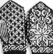 Erlends Mittens  - via @Craftsy Fair Isle Pattern for sale