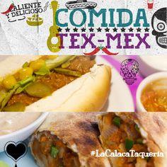 #nadamejorque venha a desfrutar nossos #hotdogs e #chimichangas! uma delicia! #LaCalacaTaqueria #Food #TexMex #MogidasCruzes #Delicia