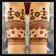 Looking for trending rakshabandhan mehndi designs? We& curated rakshabandan mehndi design images that& inspire you. Basic Mehndi Designs, Peacock Mehndi Designs, Latest Bridal Mehndi Designs, Indian Mehndi Designs, Henna Art Designs, Mehndi Designs For Girls, Mehndi Designs For Beginners, Mehndi Design Photos, Wedding Mehndi Designs