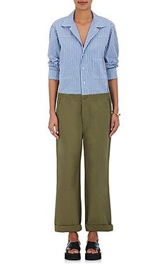 195e979fa97 We Adore  The Cotton-Blend Combo Jumpsuit from VIS Ā VIS at Barneys New