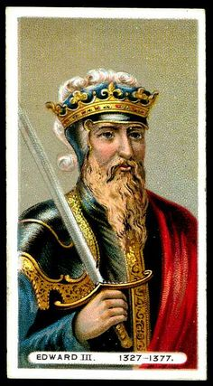 Edward III of England | Edward III, King of England (1327 - 1377)