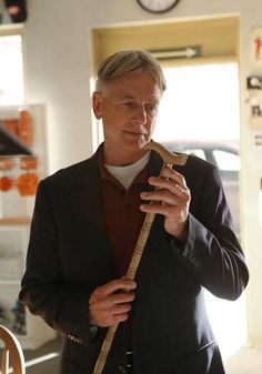 'Gibbs remembers his father tonight on the #NCIS season finale.' via NCIS twitpic. Mr. Gibbs (Mark Harmon), male actor, great tv series, show, portrait, photo