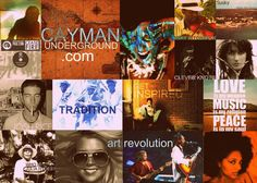 Music from the Cayman Islands underground. www.caymanunderground.com
