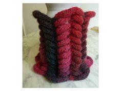 Voici mon neckwarmer enfin terminé , merci Sophie - Easy Crochet Réalisé par Severine