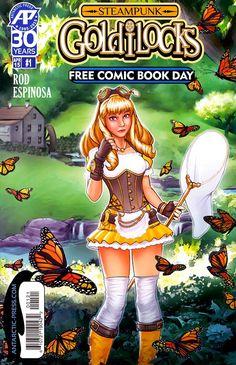 Steampunk Goldilocks #1 – GetComics