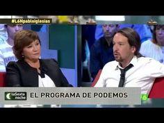 """RT Xavi Shin: Pablo Iglesias: """"Quien piense que se puede cambiar el capitalismo es un ingenuo"""" https://www.youtube.com/watch?v=jEltakBEMkA&feature=youtu.be"""