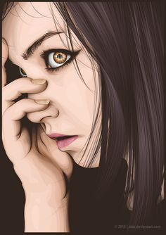 love eye color