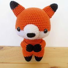 Cuddle - sized Freddy the Fox