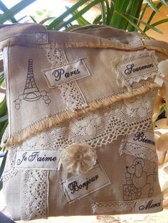 OregonPatchWorks.com - Sets - I Love France