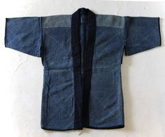 Japanese Antiques- Indigo Sashiko Jacket Noragi from 19th century | Antiques, Asian Antiques, Japan | eBay!