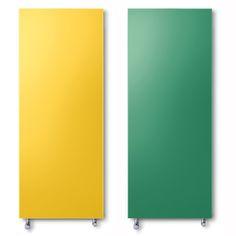 Runtal : Radiateurs aux couleurs Le Corbusier