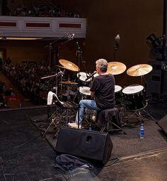 Drummerworld: Steve Gadd