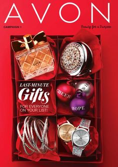 PJ's AVON Will Be Honoring 2017 Campaign 1 Sales In Store December 20th, 2016- January 1, 2017- Finish or Begin the New Year with Fabulous Deals! Visit Your PJ's AVON Today at Poplar Creek- Hoffman Estates, IL 847-995-1872 or Golf Mill Shopping Center- Niles, IL 847-296-7672  Can't Make It In? Shop with us online at https://www.avon.com/default.aspx…