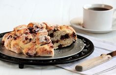 chocolate cherrybread • the pastry affair