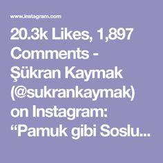 """20.3k Likes, 1,897 Comments - Şükran Kaymak (@sukrankaymak) on Instagram: """"Pamuk gibi Soslu börek😍❤Bildiğiniz tüm börekleri unutun 😍Lezzetli özel sosuyla gelsin mi canlar…"""""""