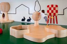 50 Unusual Learning Environments