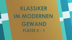 Top 10 Brettspiel-Klassiker im modernen Gewand - Plätze 5 - 1