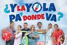 """No te pierdas la comedia """"Y la Yola pa' Donde Va?"""" con presentanciones en Mayagüez, Ponce y Caguas. Boletos + Info en Ticket Center www.tcpr.com"""