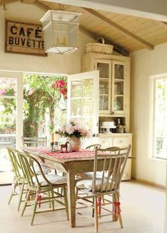 Edison Avenue: Different Dining Room Ideas