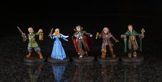 Fury of Dracula minis | by Jay Adan