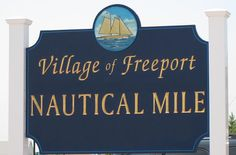 Nautical Mile, Freeport, New York -- one of my FAVORITE places to visit in the summer!