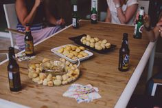 From beer to batter, entrepreneurs capitalize on social nature of sharing food